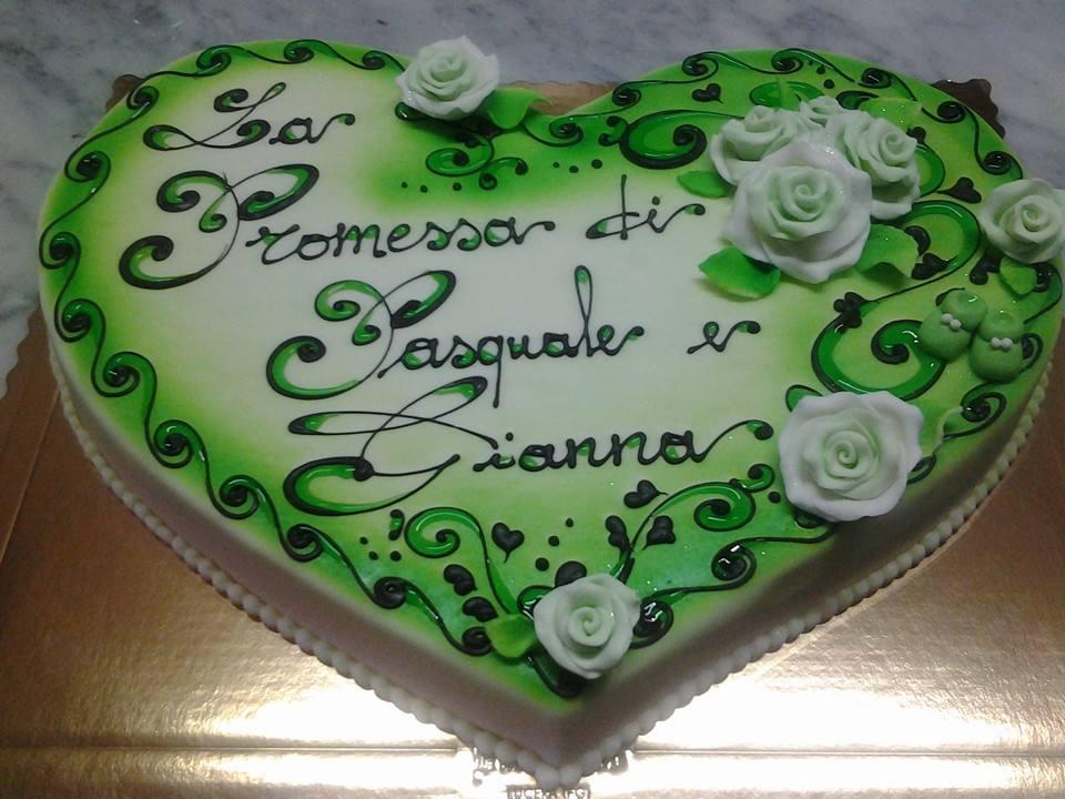 Super Bar Svevo - Torte Promessa di Matrimonio PJ04