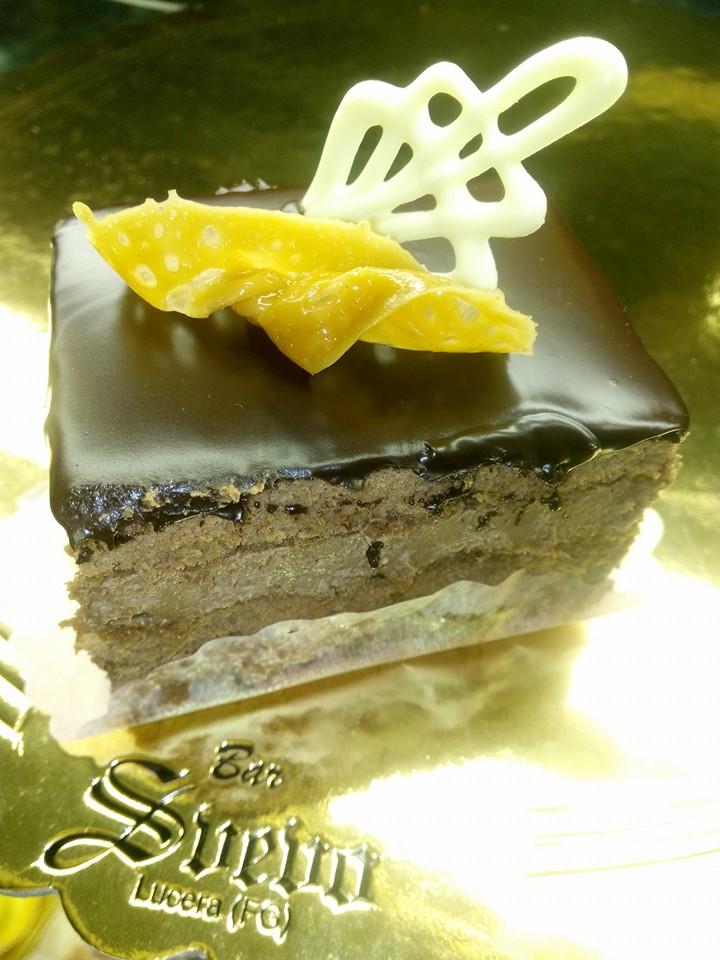 Torta Ciokita